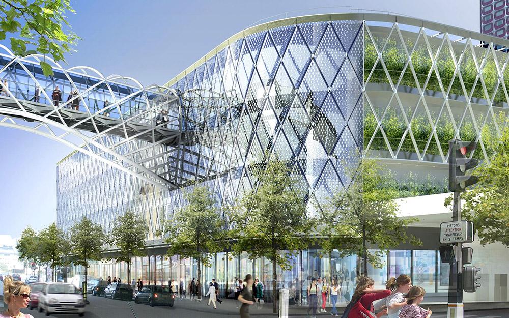 Centre commercial beaugrenelle for Centre detente paris