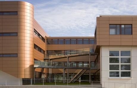 Laboratoire du département épidémiologie - Vandoeuvre les Nancy