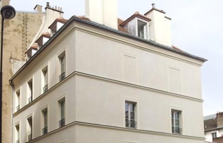 Réhabilitation de l'immeuble situé au 96 rue de Sèvres pour la création de 6 logements sociaux – Paris 7ème