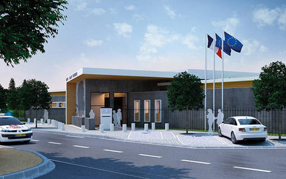 Poste de Police du Canton de Triel sur Seine