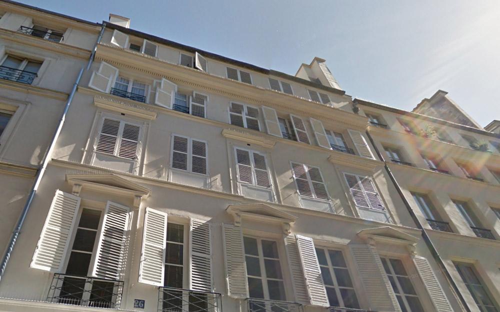 Réhabilitation d'un ensemble immobilier au 26 rue de l'Echiquier – Paris 10 ème