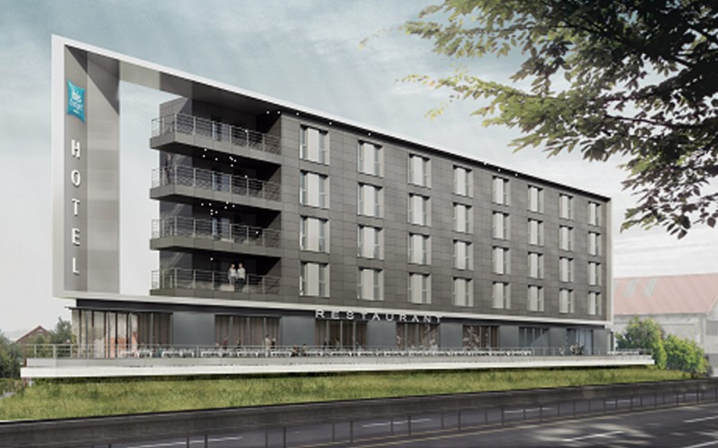 Hotel Ibis Budget Noisy Le Grand