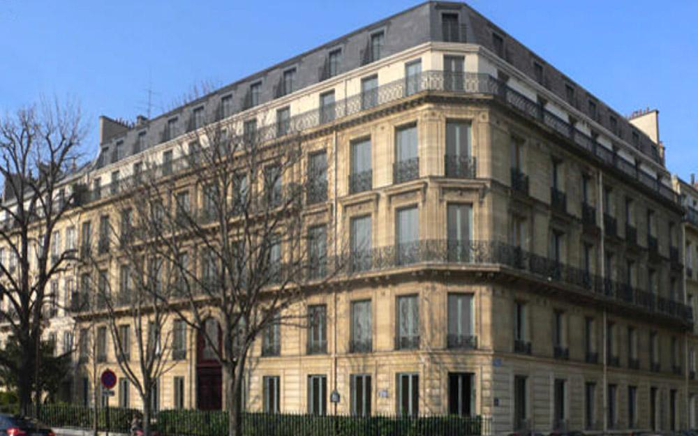 Restructuration et réaménagement de l'immeuble anciennement «Résidence Maxim's» - Paris 8ème