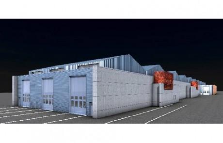 Centre d'Exploitation et de Maintenance « Les Hirondelles » (CEMH) – Montpellier