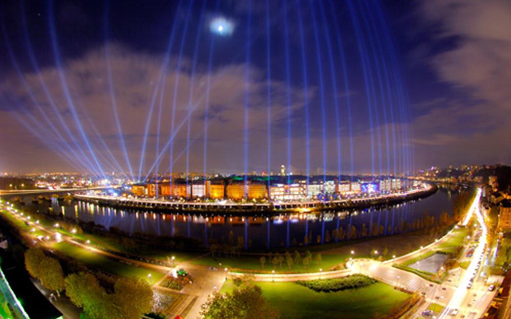 Extension du Palais des Congrès de la Cité Internationale de LYON