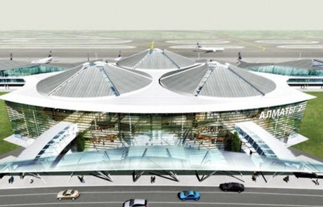 Construction du Terminal 2 de l'Aéroport International d'Almaty – Kazakhstan