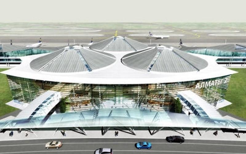 Construction du Terminal 2 de l'Aéroport International d'Almaty – Kazakhstan