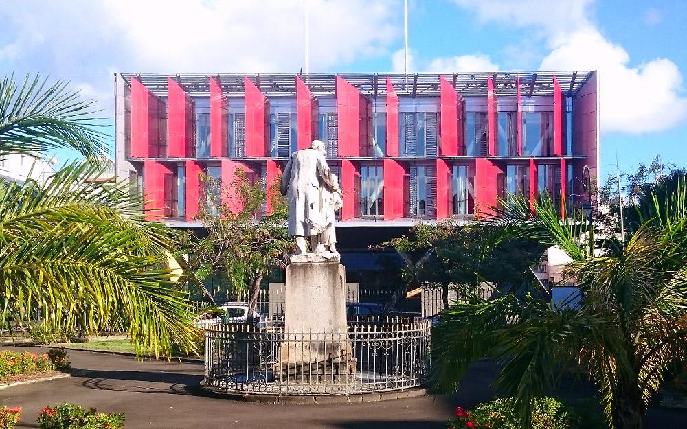 Construction de la nouvelle Cour d'Appel – Fort de France