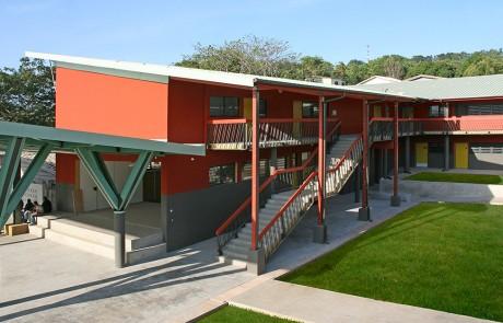 Collège Labattoir - Mayotte