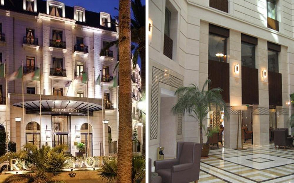 Extension et restructuration du Royal Hôtel 5*, ORAN en Algérie