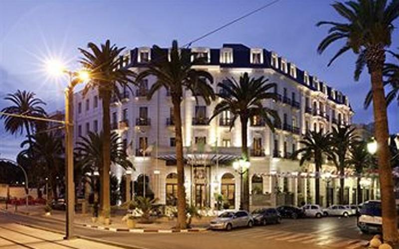 Bureau Etudes Hotel Royal Algerie Cerau Et Roose Partners