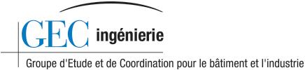 GEC Ingénierie, bureau d'études et de coordination pour bâtiment et industrie