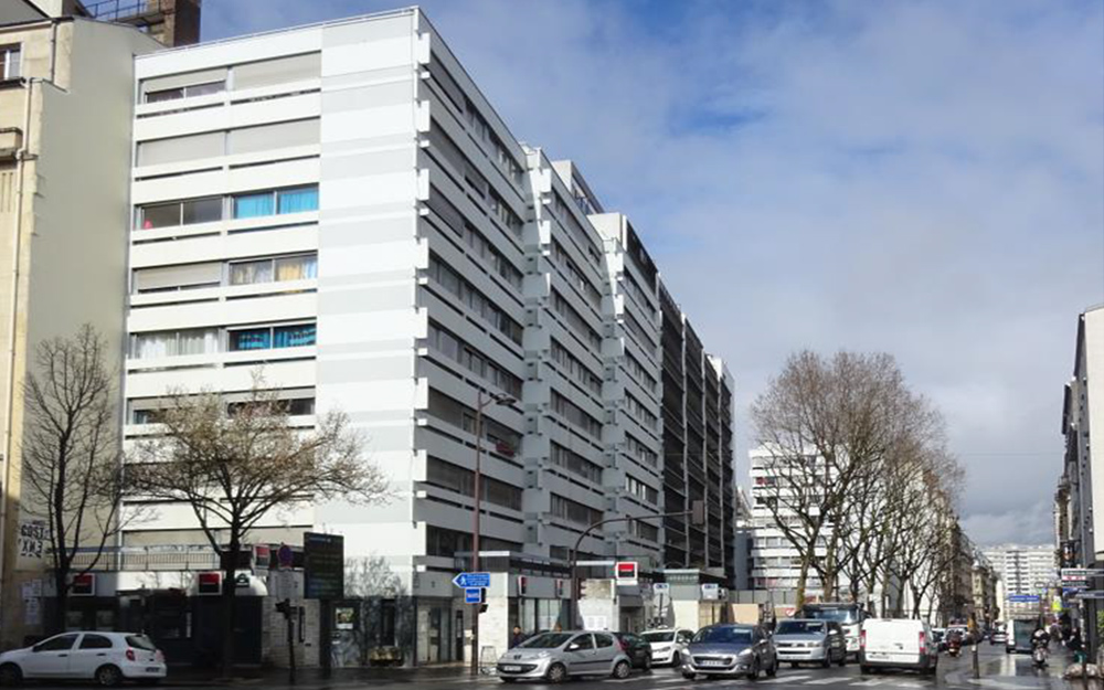 Bureau d'études, Gec Ingénierie. BET, bureau d'études techniques pour les architectes, réhabilitation de logements à Paris