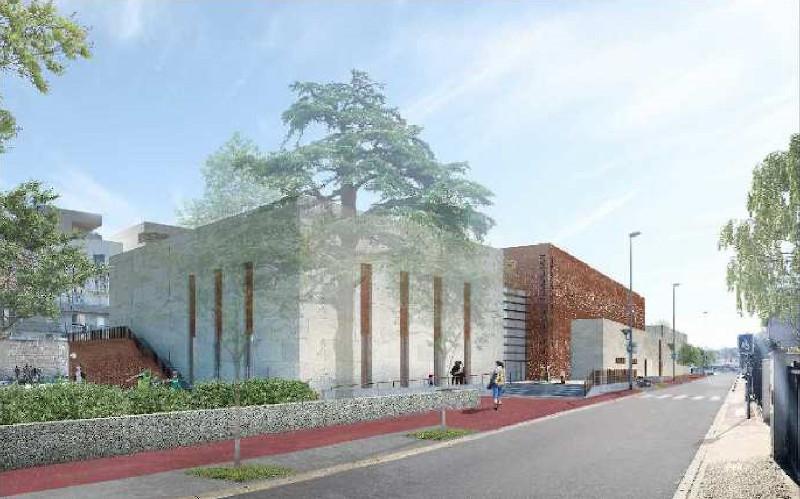 Rénovation du stade Alain MIMOUN, Issy-Les-Moulineaux